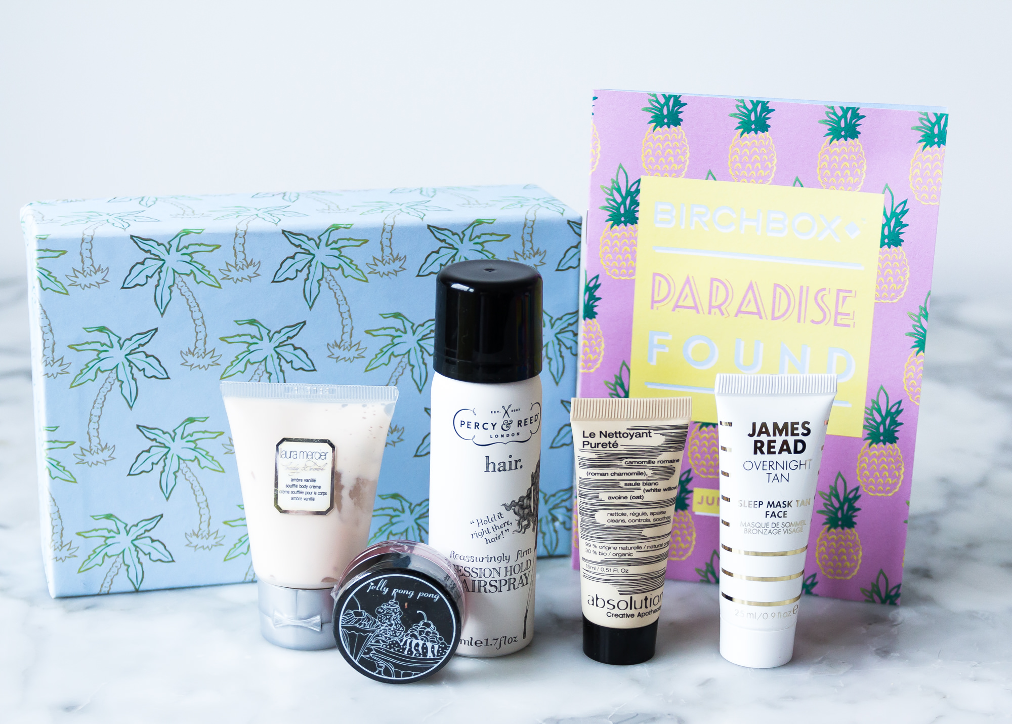 Birchbox June UK