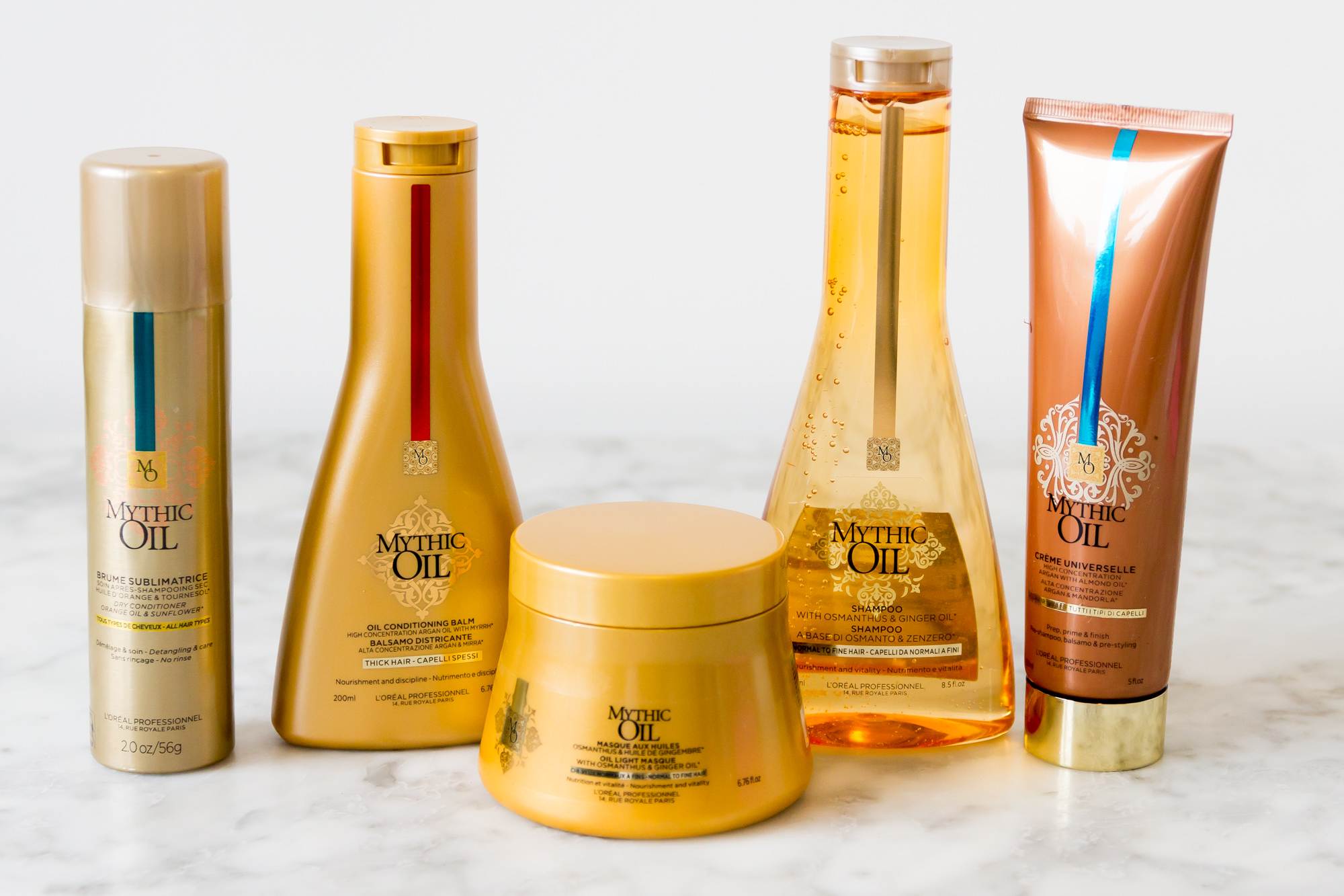 mythic oil loreal professional