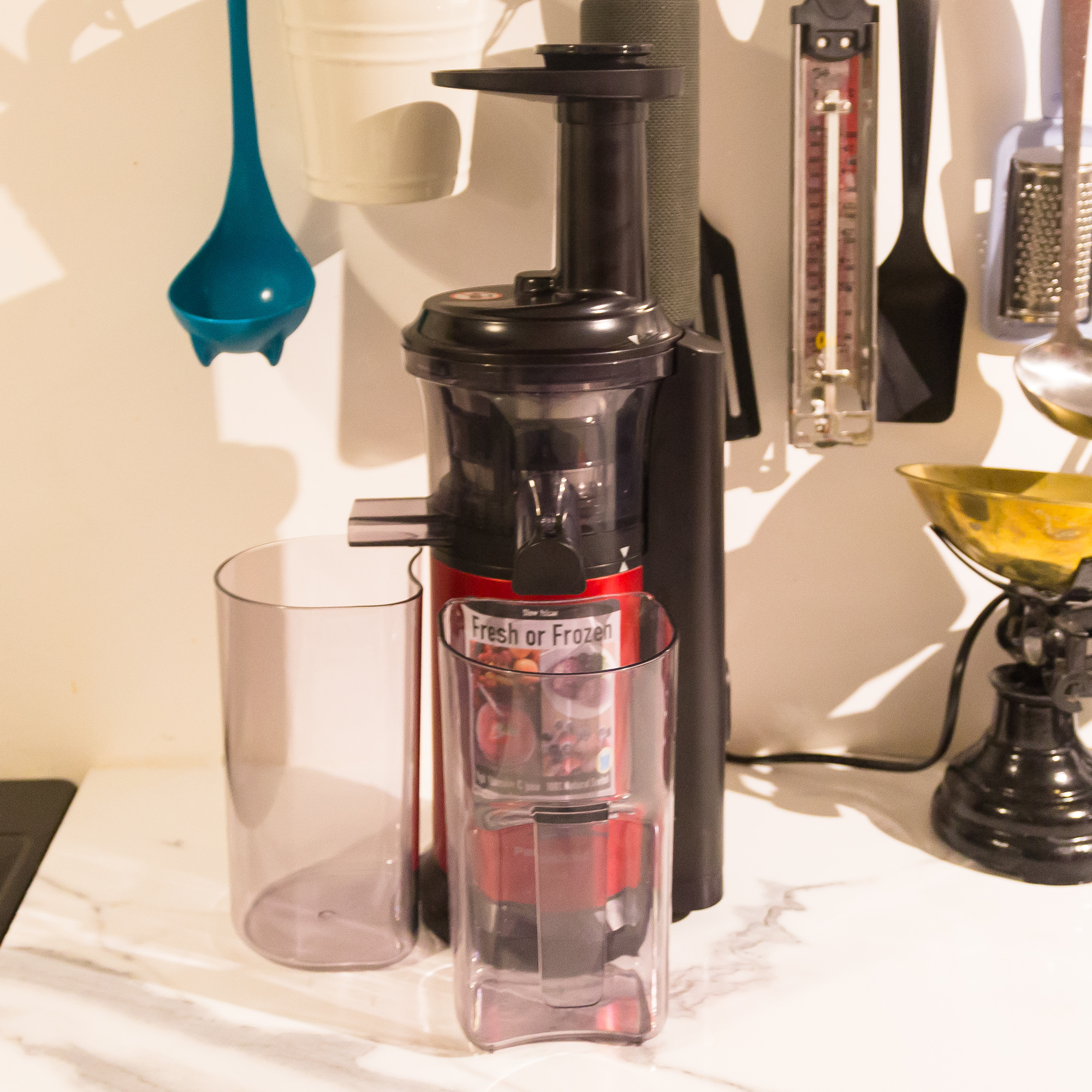 Slow Juicer Panasonic Review : Panasonic Slow Juicer - Strikeapose