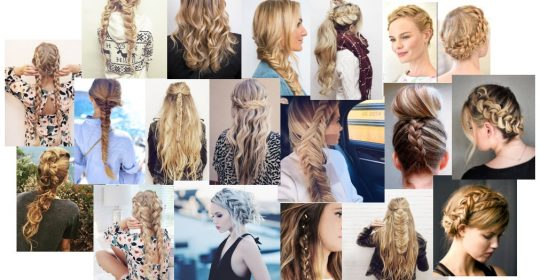 long hair braid inspiration