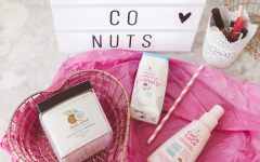 Coco Loco and Hola Coco - Coconut Hair Care