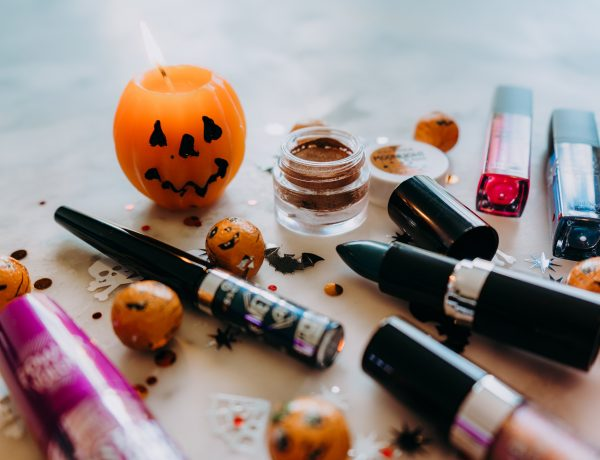 essence halloween makeup