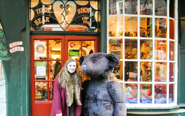 york teddy shop