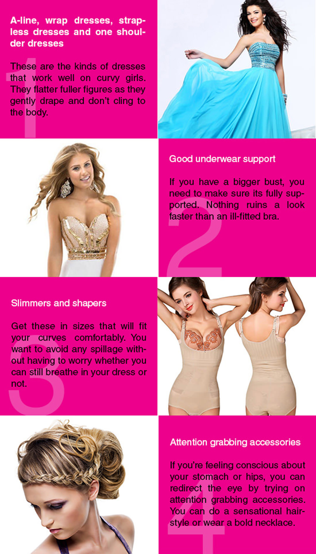 Choosing a Plus-Size Dress for Homecoming 1