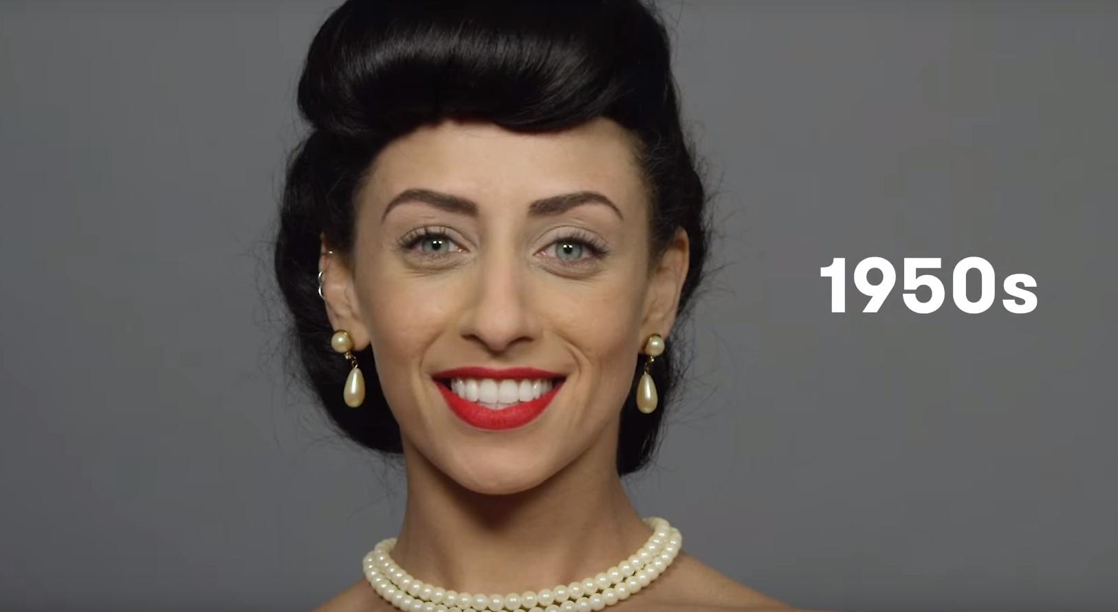 100 years of egyptian beauty