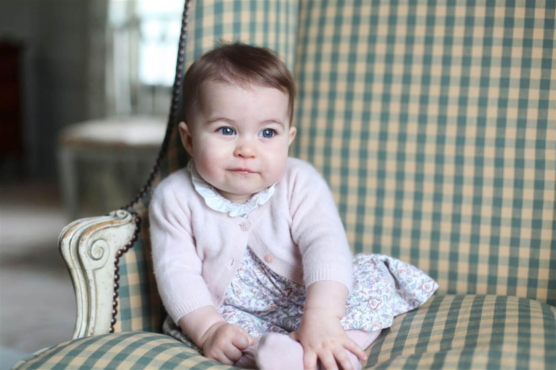 Princess Charlotte lipstick