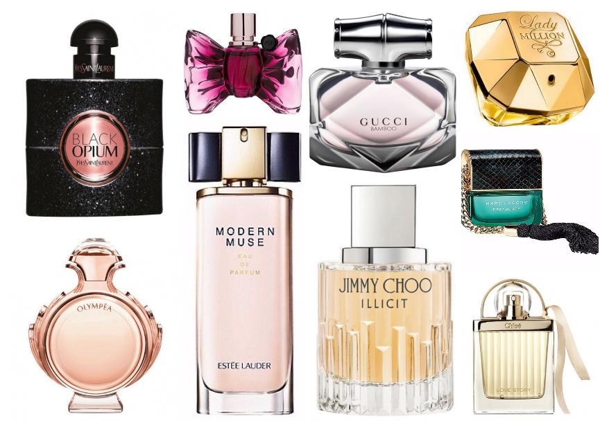 Valentine's Day Perfume Debehams