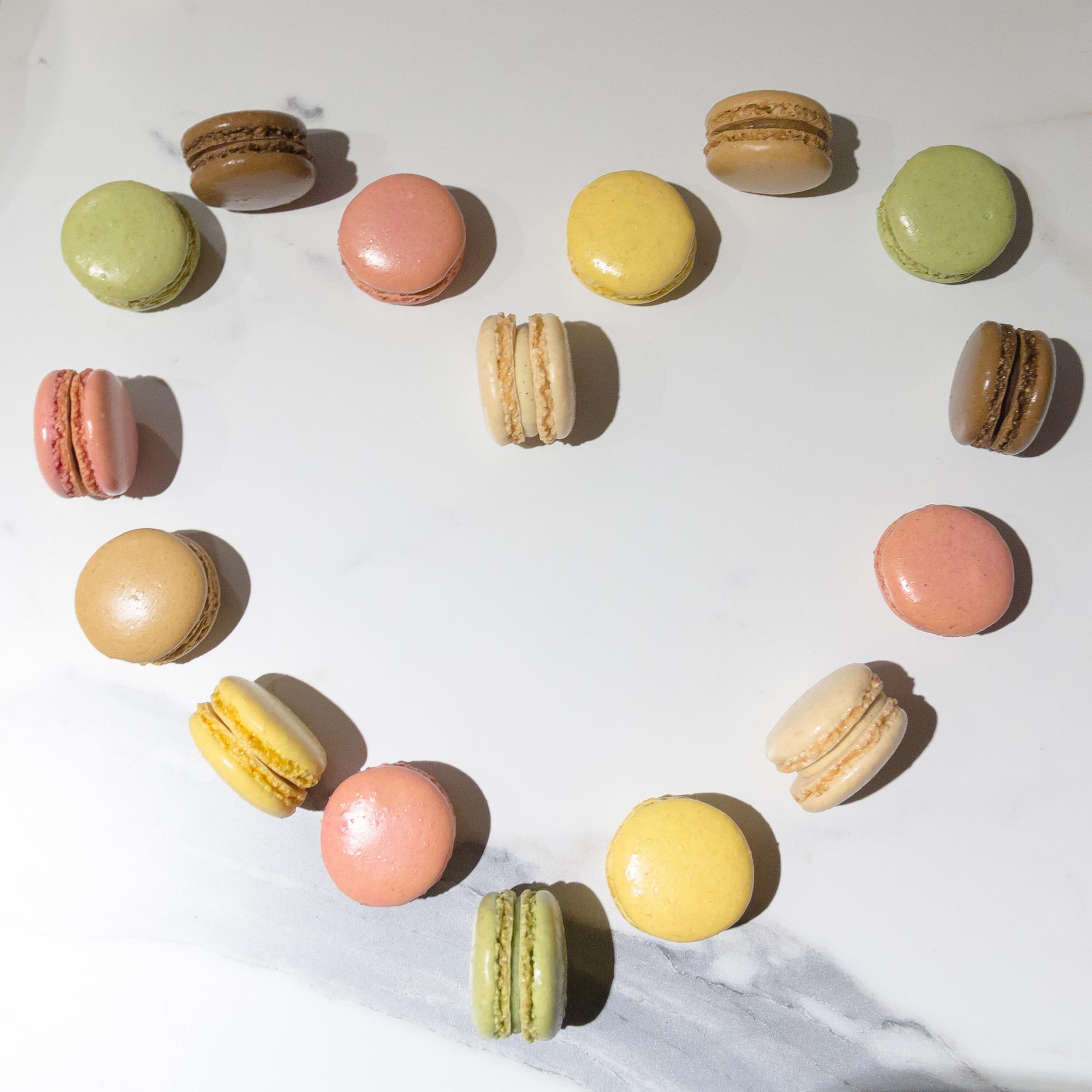 Macaron Manicure