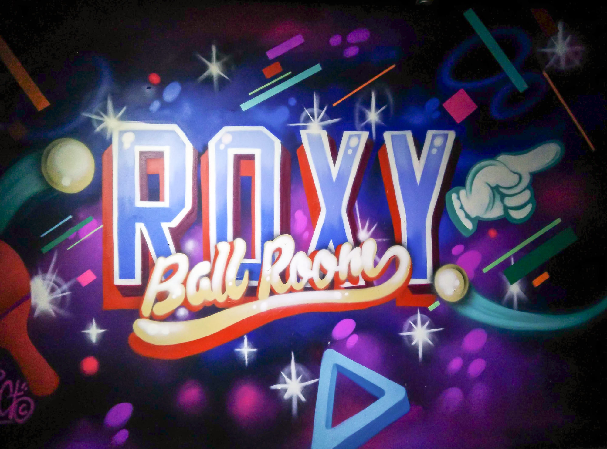 roxy ballroom leeds