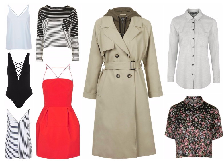 topshop new in clothes
