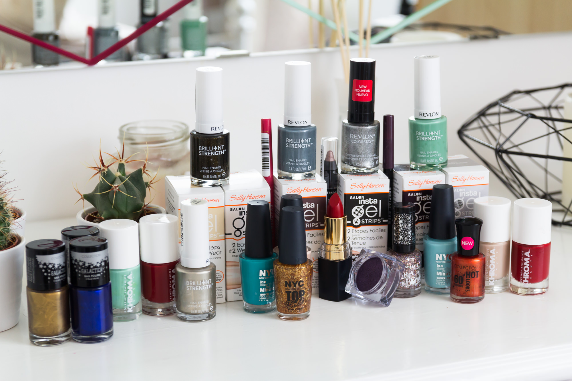 poundland poundworld makeup haul