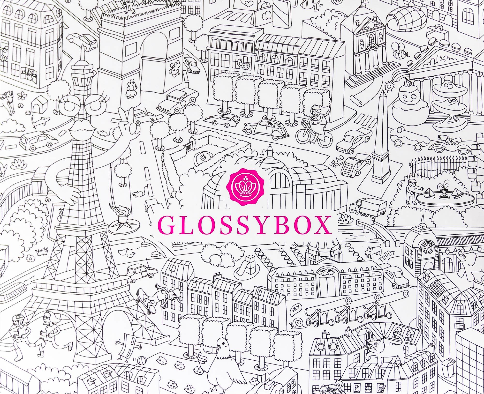 Glossybox UK May 2016