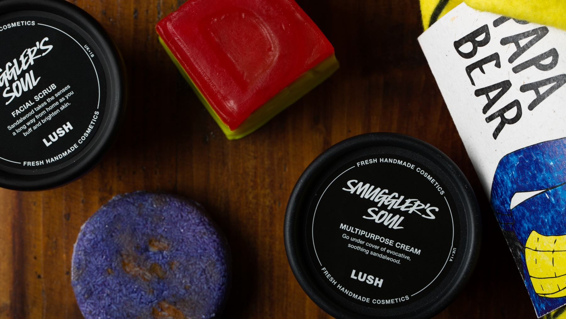 Lush Fathers Day Collection 2016