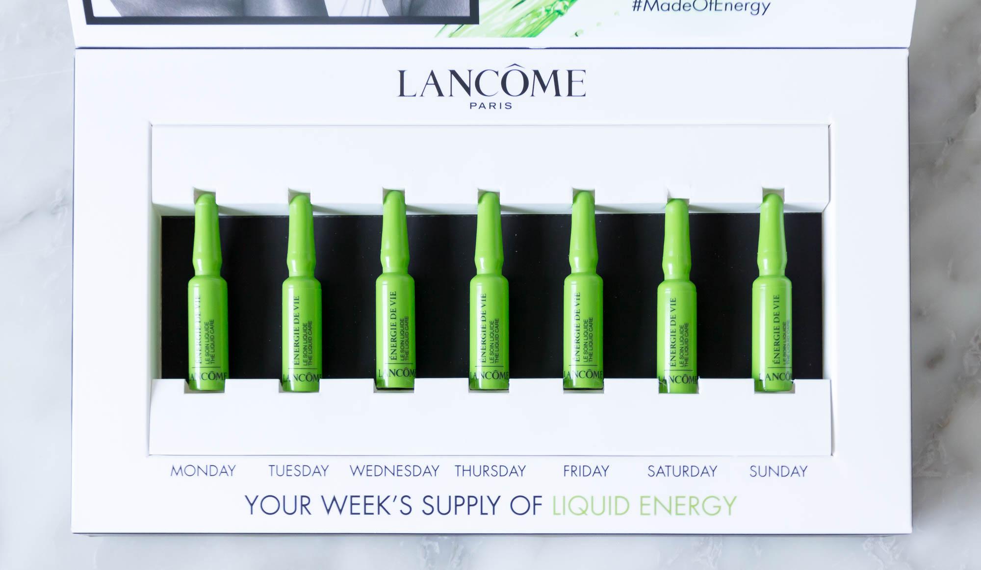 Lancôme Énergie de Vie Liquid Moisturiser