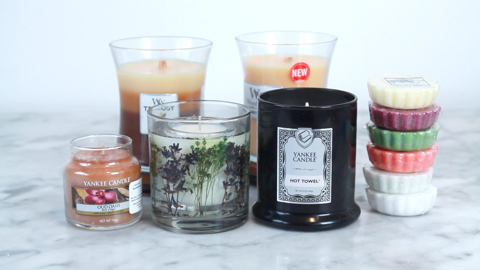 Love Aroma Candle Haul