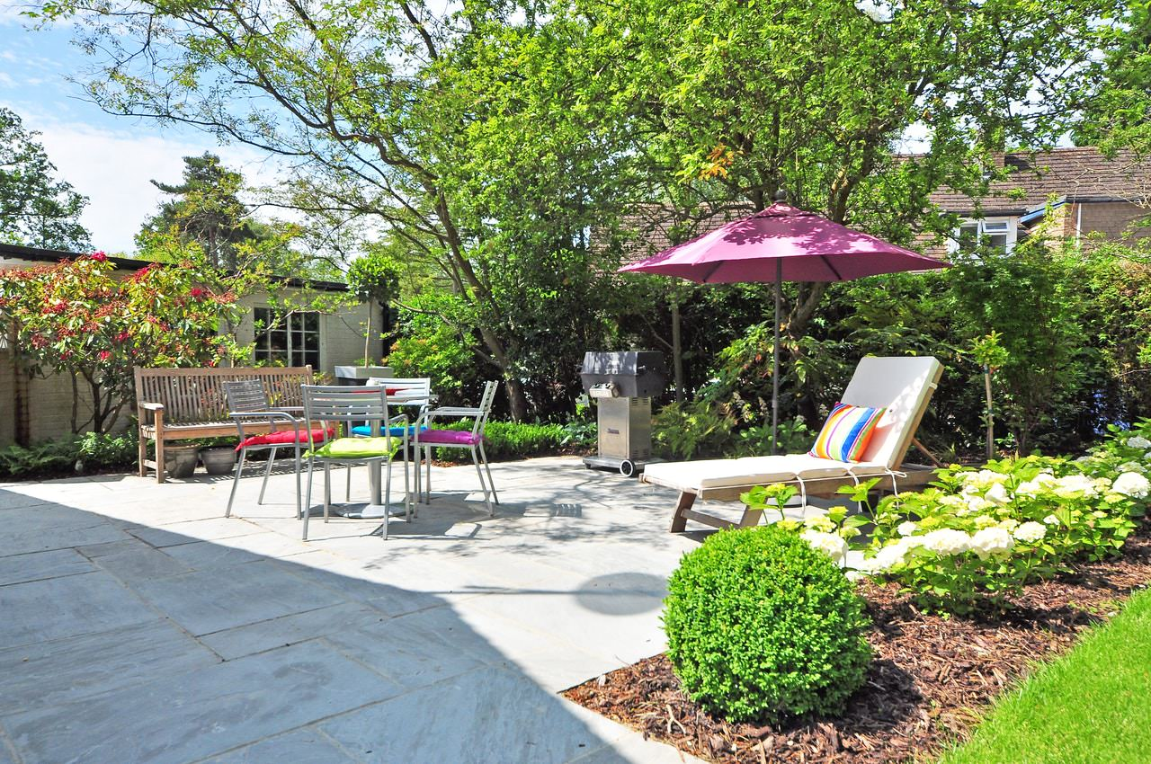 Beautiful Ideas for Where to Start with a Large Garden 2