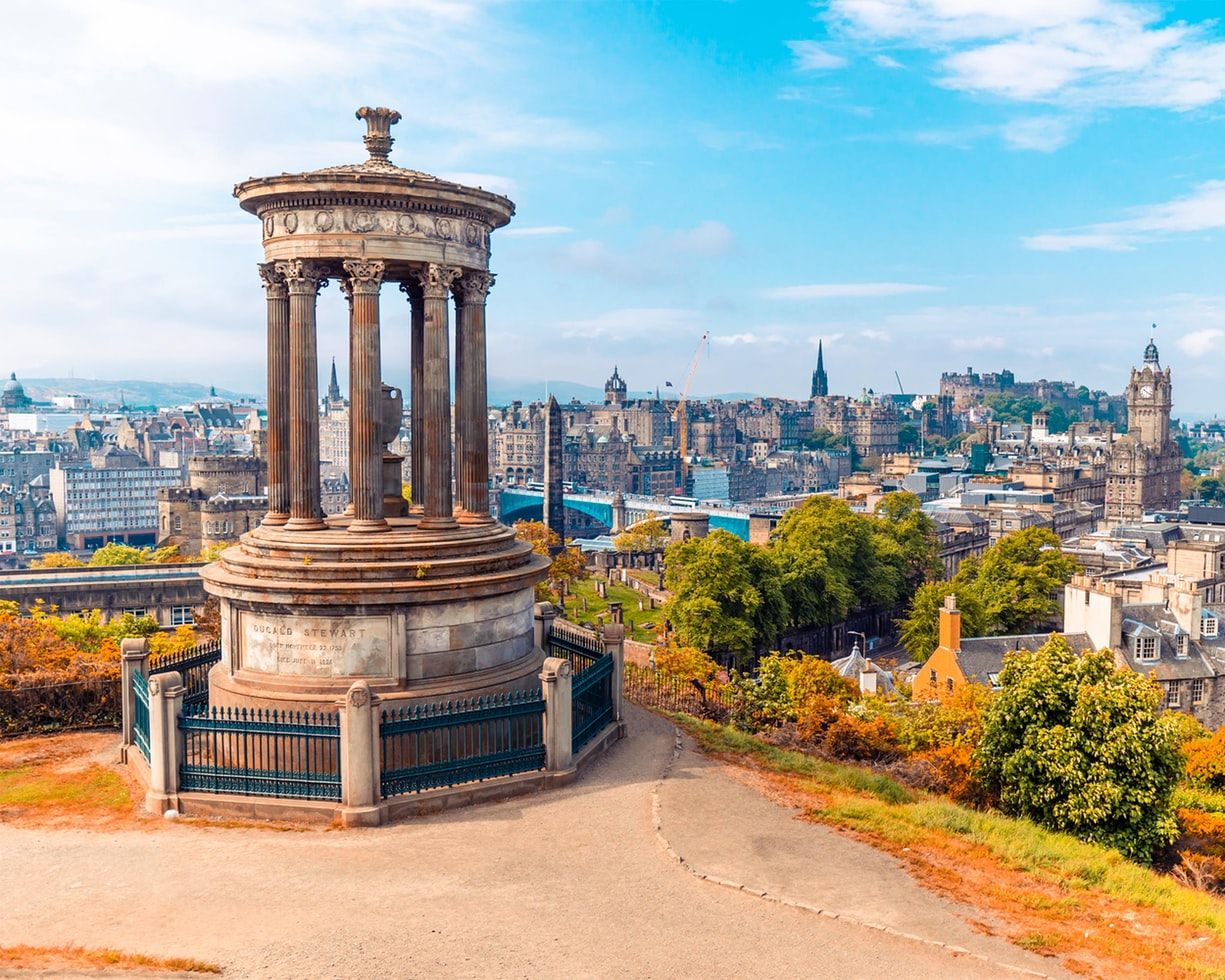 Top 5 places to visit in Edinburgh 1